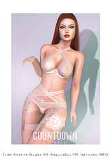 Naughty Lingerie (AntoniaXp *CD* Countdown) Tags: life hot sexy project naughty mesh cd lingerie sl second countdown belleza tmp maitreya slink appliers