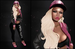 # 388 New from !Twisted Glam ♥ (Mɪss Dɪᴀᴢ) Tags: little energie vale alterego bones glam twisted addams arise maitreya koer izzies