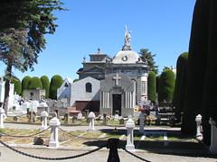Cementerio de Punta Arenas (mbelen.gaete) Tags: chile cemeteries cementerio punta sur arenas magallanes mausoleo