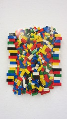 Intermediate Photo Final: LEGO Photography (Frozen Bricks) (MCLegoboy) Tags: college print photography lego illusion alter intermediate