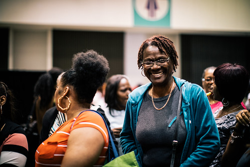 AHF x KJLH 2016 Women's Health Expo