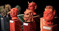 IMG_2802 (gbw6700) Tags: monster werewolf starwars zombie alien makeup batman horror bobafett demon devil thething sculpting phantasm prosthetics