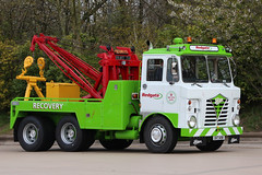 Foden S83 Recovery Redgate OHT149R (NTG's pictures) Tags: classic for cheshire run trucks recovery redgate foden s83 oht149r