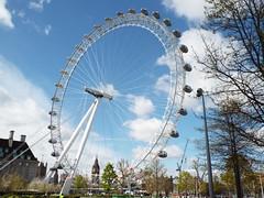 London Eye. (@lbion) Tags: london eye stpancras portsandiow