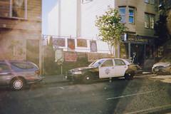 (riley murphy.) Tags: sf city art film 35mm san francisco homeless disposable tenderloin slums