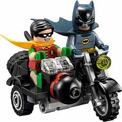 LEGO DC Comics Super Heroes 76052 - Batman Classic TV Series   Batcave (www.giocovisione.com) Tags: batman dccomics legobatman legosuperheroes legodccomics
