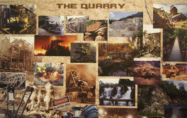 The Quarry Concept Art