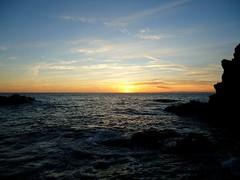 Riomaggiore, Italy (miawhite9) Tags: sunset sea italy colors beautiful beauty europe natural cinqueterre riomaggiore