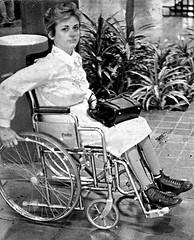 scan0072 (jackcast2015) Tags: disabled polio calipers legbraces disabledwomen disabledwoman handicappedwomen disabledladies