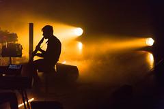 STUFF @ De Singel Antwerpen 2016 (Raf Celis) (enola.be) Tags: de concert groen live stuff singel antwerpen raf enola 2016 celis