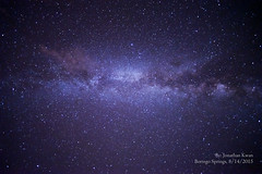 Heart of Milky Way (zerojquan85) Tags: california sky night way stars sand san peace purple desert heart diego astro galaxy astrophotography springs borrego wars milky 90 degrees astrometrydotnet:status=failed astrometrydotnet:id=nova1402255