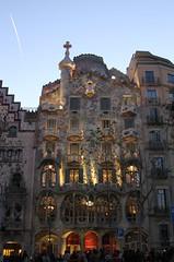 Casa Batll, Barcelona (yakovlev.alexey) Tags: spain barselona