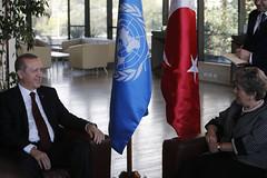 Conferencia magistral Presidente de Turquía (CEPAL ONU) Tags: turquía recep tayyip erdoğan cepal aliciabárcena