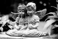 Angel Kids (John Riedell) Tags: cemetaries