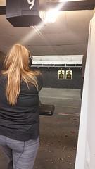 (dabruins07) Tags: gun shooting range jenessa