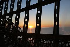 One more sunrise ... (ugreeb2002) Tags: ocean sea nature topf25 water sunrise canon wasser lanzarote colores sonnenaufgang schiff naturescenes wonderfulworld voyagetravellingreise canoneos70d