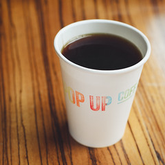 Pop Up Coffee Tacoma (sarahbethsmithphotography) Tags: cup coffee coffeecup tacoma barista blackcoffee ttown smallbusiness tacomacoffee tacomabusiness