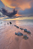 (Louise Denton) Tags: sunset rocks nt darwin northernterritory mindilbeach