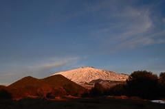Monte Ruvolo and the big Mama (ciccioetneo) Tags: sunset italy west italia tramonto sicily etna catania sicilia bronte mountetna volcanoetna etnaovest monteruvolo ciccioetneo pianodeigrilli etnaunesco etnawestside westernetna