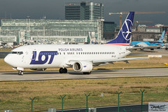 LOT Polish Airlines Boeing 737-45D SP-LLE (887776) (Thomas Becker) Tags: cn plane germany airplane geotagged deutschland star airport nikon raw hessen frankfurt aircraft lot polish aeroporto 400 warsaw boeing gps flughafen aviao nikkor fx airlines flugzeug aeroport aeropuerto 70200  f28 aereo spotting waw fra avion 737 alliance d800 vliegtuig taxiing ln fraport b737 rheinmain 45d aeroplano eddf samolot 2804 centralwings 27914 splle aerotagged vrii b734  aero:man=boeing aero:model=737 aero:series=400 aero:airport=eddf aero:airline=lot n1786b 120796 aviationphoto geo:lat=50039523 geo:lon=8596970 160114 lo382 290696 aero:tail=splle