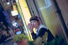 IMG_1521 (WANGYANZHI) Tags: cute art girl jk    6d  sigma50mm         canon6d 50f14art