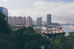 Shau Kei Wan (]vincent[) Tags: china portrait people hk dock sony vincent hong kong 100 iv mk rx