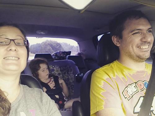 #RoadTrip #selfie