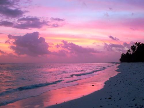 West Island Sunset