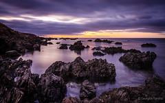 Spellings Beach sunset (yotchis) Tags: australia margaret adelaide southaustralia ki kangarooisland