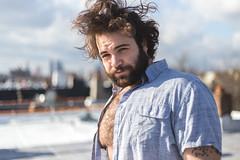 John XIII (Kirk Lorenzo) Tags: bear nyc newyorkcity gay ny newyork men rooftop brooklyn digital beard bears beards homoerotic bisexual queer gaze bi sexuality scruff queerness gayman gaybear lgbtq queergaze kirklorenzo
