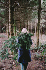 (www.dbuttifant.com/) Tags: trees winter wild people rural forest countryside woods x human series fujifilm conceptual wellies huan x100s