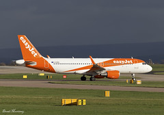 EasyJet A320-200 G-EZOU (birrlad) Tags: uk england man airplane manchester islands airport ramp taxi aircraft aviation airplanes terminal apron international airline tenerife canary airways airlines departure takeoff runway airliner easyjet departing a320 winglets taxiway a320200 a320214 sharklets gezou