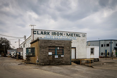 The 'Boro Series - Clark Iron and Metal (Mr. Pick) Tags: metal iron tn tennessee clark recycle scrap murfreesboro rutherfordcounty