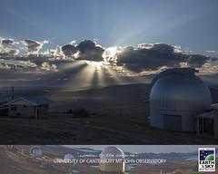 12 February 2016 (Dark Sky Project NZ) Tags: astronomy astrophotography mtjohn mtjohnobservatory observatory universityofcanterburymtjohnobservatory mtjohnuniversityobservatory earthandsky newzealand nz starlightreserve darkskyreserve aorakimackenzieinternationaldarkskyreserve internationaldarkskyassociation ida mackenziebasin mackenzie aoraki stargazing tekapo igorhoogerwerf sunsettour sunset telescope dome moa mountainrange promotional instagram crepuscularrays