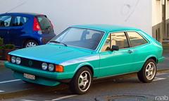 VW Scirocco (TIMRAAB227) Tags: auto car vw volkswagen bonn coche coupé scirocco vwscirocco sciroccomk1 wilhelmkarmanngmbh sciroccoi
