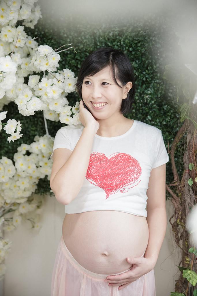 孕婦寫真,孕婦攝影,蘿絲可可,孕婦棚拍,Doris032