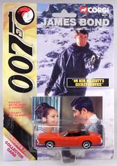 JLT-007-1998-05-Mercury-Corgi (adrianz toyz) Tags: car toy toys corgi model mercury cougar 007 jamesbond johnnylightning onhermajestyssecretservice