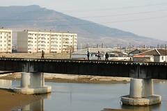 Railway bridge, Sonbong (Moravius) Tags: korea dprk rason rajinsonbong   sonbong