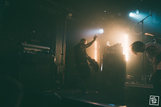13/01/16 - Cancer Bats at Concorde2 // Shot by Doug Elliott
