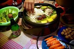 Reunion Dinner (Edgedale) Tags: family eric andrea charmaine hotpot elijah emmanuel mil germaine reuniondinner canonefs1022mmf3545usm
