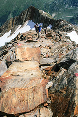 Abstieg vom Schnbichler Horn (Uli - www.auf-den-berg.de) Tags: mountains alps tirol berge alpen tyrol zillertal schnbichlerhorn berlinerhhenweg challengeonnaturephotography