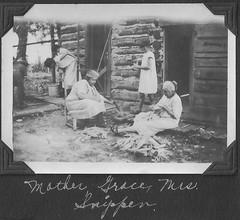 Ozark Mountains Mo. (rfulton) Tags: blackandwhite vintage missouri ozarks vactions