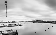 Woodbridge-5352-Edit-1.jpg (Bob Foyers) Tags: clouds river boats suffolk woodbridge ndfilter 1740mml canon6d