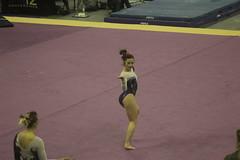Joslyn Goings floor (9) (Susaluda) Tags: uw sports gold washington university purple huskies gymnastics dawgs