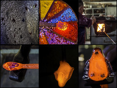Valletta Glass - glass making
