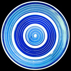 spiraling down into the blues (muffett68 ) Tags: blue spiral squircle squarecircle psl spiraling cmwdblue