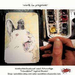 WIPHase (wandklex Ingrid Heuser freischaffende Künstlerin) Tags: hund etsy etsyshop dawanda auftragsmalerei wandklex wandkleks wandklecks etsyresolution2016 etsyresolutionde
