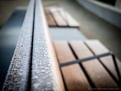 Helada maanera (Oscar Berrueta) Tags: amanecer invierno hielo pamplona nieblas higademonreal