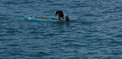 Shadow and the Paddle Board 03