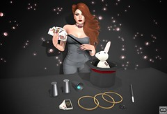 I've Got The Magic In Me (Cryssie Carver) Tags: life strawberry truth avatar sl secondlife ama second collaborative ikon pilot addams fishy tlc the liaison keke oneword maitreya mynerva gaeg fishystrawberry nantra theliaisoncollaborative